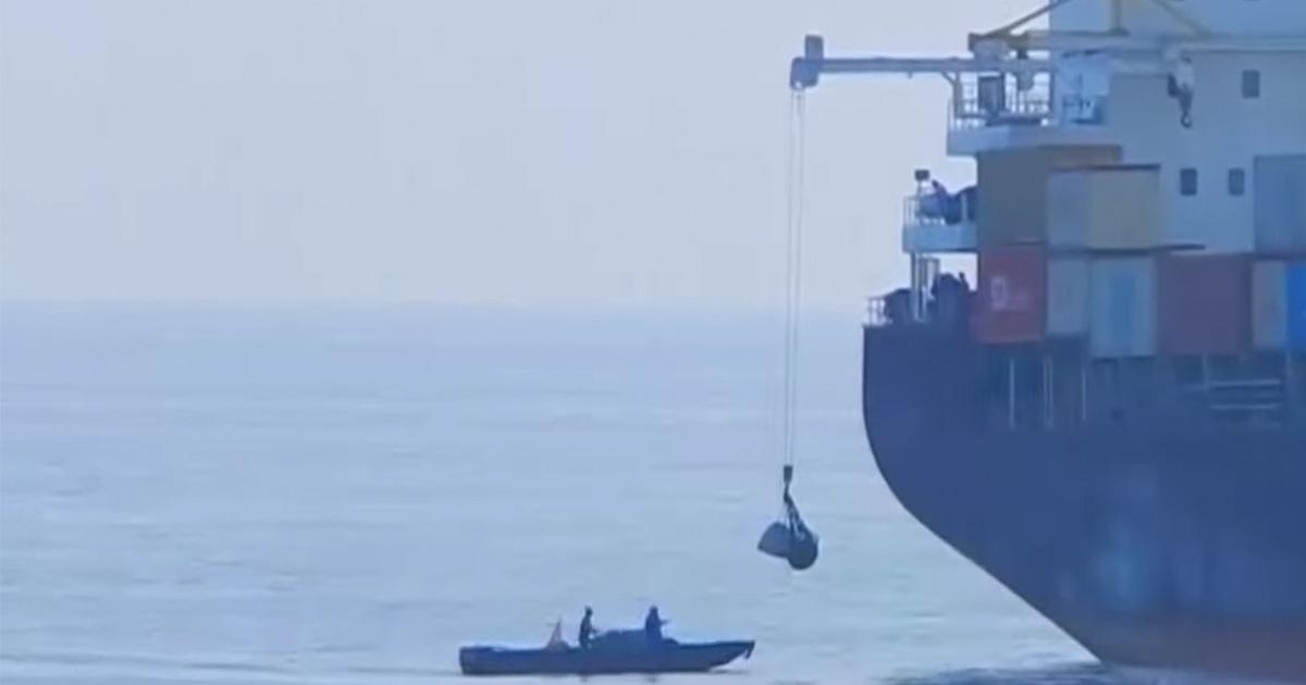 Iran xác nhận tàu hàng bị tấn công bí ẩn ở Biển Đỏ