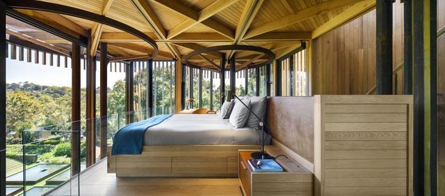 Dinh thự phong cách safari sang trọng giữa rừng cây ở Nam Phi - 8