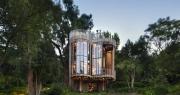 Dinh thự phong cách safari sang trọng giữa rừng cây ở Nam Phi