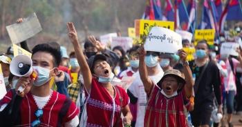 """Các nghị sĩ Myanmar """"cầu cứu"""" Liên Hợp Quốc hành động khẩn cấp"""