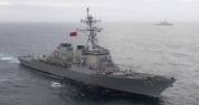Mỹ đưa 2 tàu chiến mang tên lửa áp sát biên giới Nga