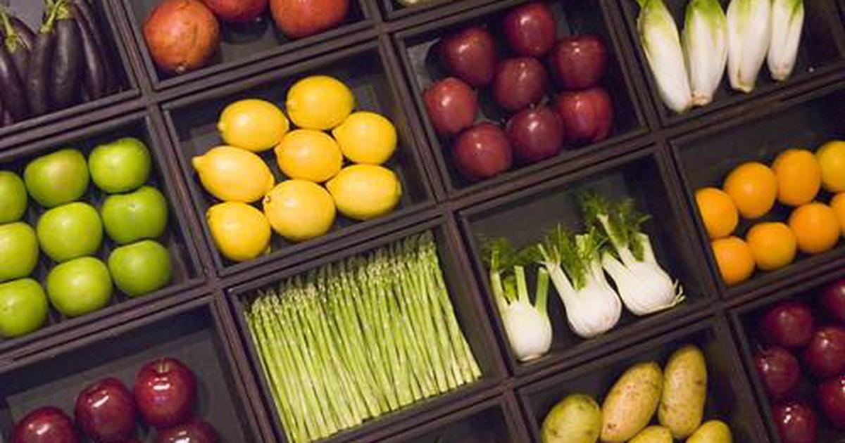 Ăn 3 loại rau, 2 loại trái cây mỗi ngày giúp bạn sống thọ