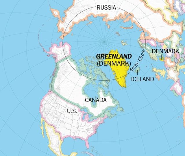 Những cái đầu nóng ở Greenland - 2