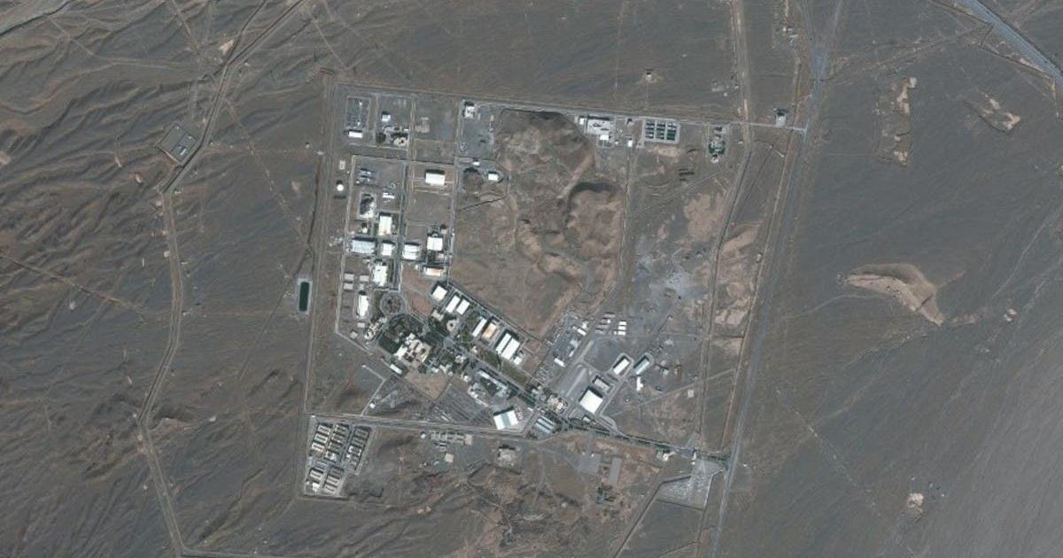 """Iran nói bị """"khủng bố hạt nhân"""""""