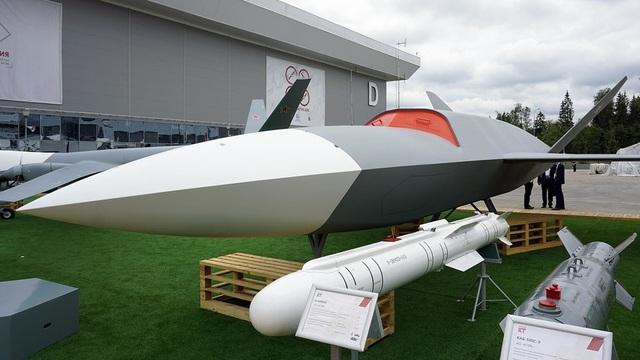 Nga chế tạo phi đội máy bay không người lái