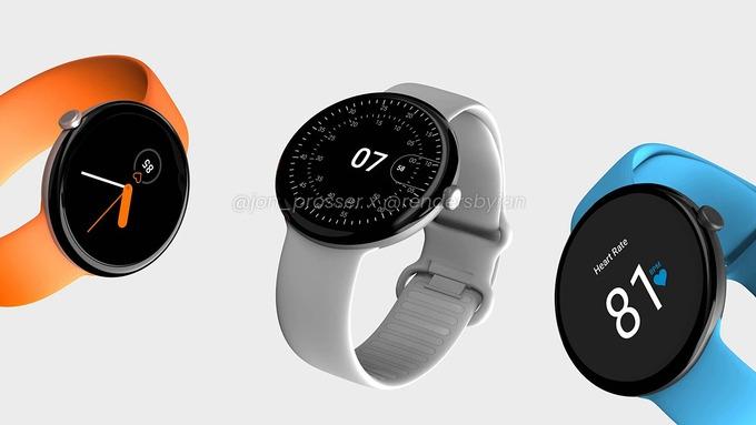 Cạnh tranh Apple Watch, Google ra mắt smartwatch