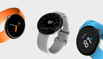 Cạnh tranh Apple Watch, Google ra mắt smartwatch