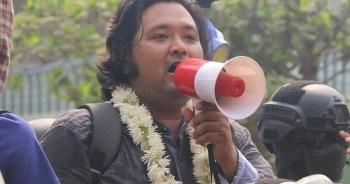 Myanmar bắt thủ lĩnh biểu tình