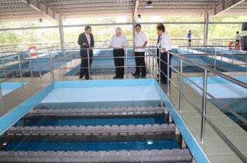 Khánh thành Nhà máy nước Tân Hiệp mở rộng: Công suất tăng thêm 100.000m3/ngày đêm