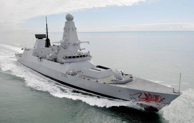 Biển Đen dậy sóng, Anh sắp đưa tàu chiến tới sân nhà của Nga - 1