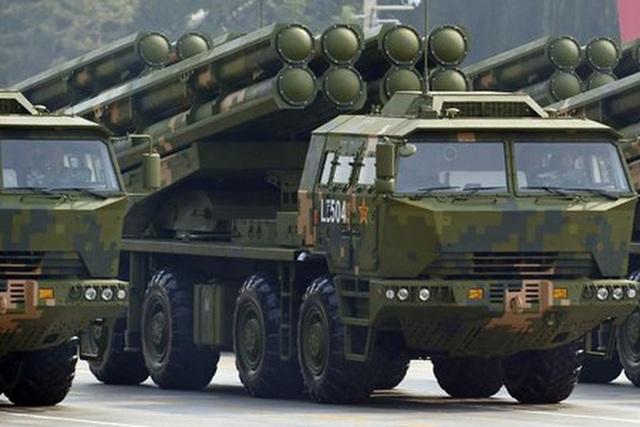 Trung Quốc điều pháo phản lực tầm xa đến sát Ấn Độ - 1