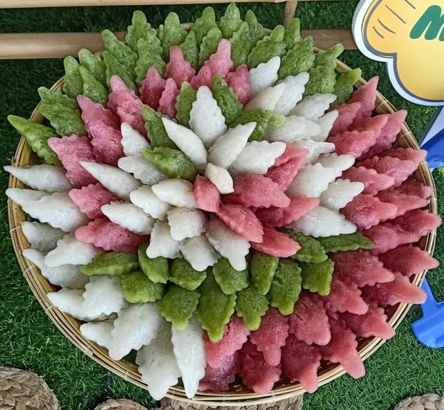 Rực rỡ sắc màu bánh dân gian Nam Bộ hội tụ ở tỉnh cực Nam Tổ quốc - 4