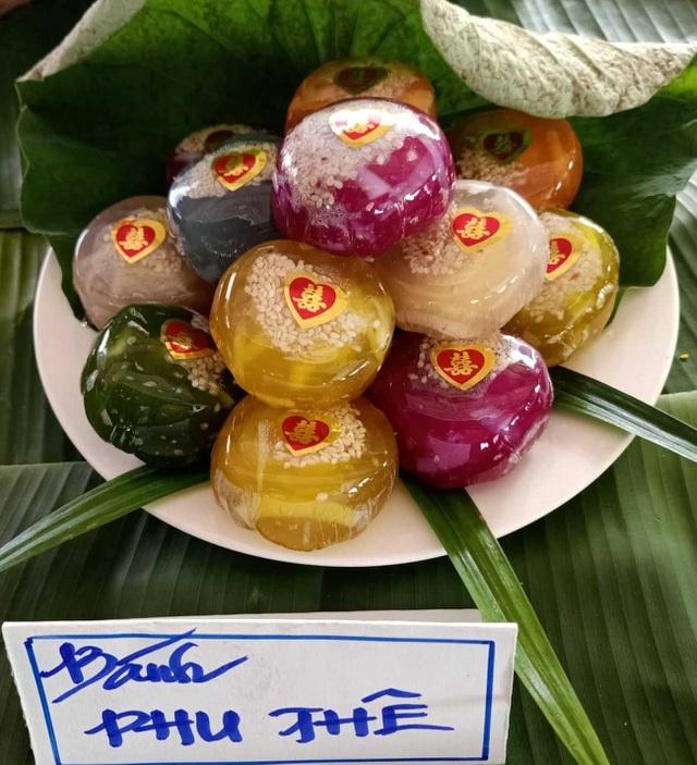 Rực rỡ sắc màu bánh dân gian Nam Bộ hội tụ ở tỉnh cực Nam Tổ quốc - 12