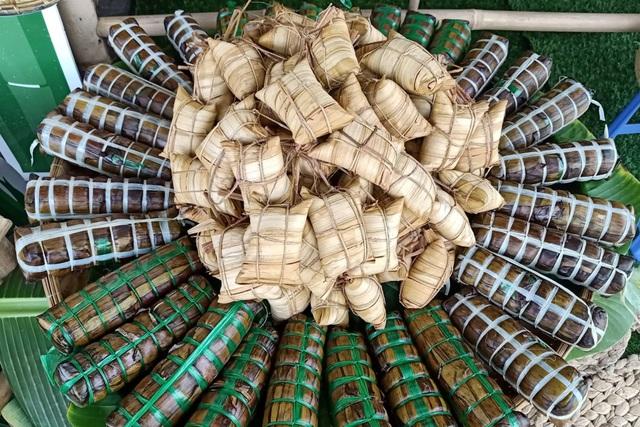 Rực rỡ sắc màu bánh dân gian Nam Bộ hội tụ ở tỉnh cực Nam Tổ quốc - 1