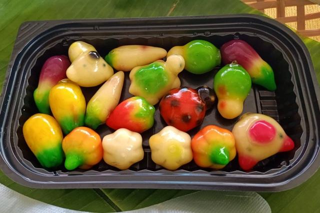 Rực rỡ sắc màu bánh dân gian Nam Bộ hội tụ ở tỉnh cực Nam Tổ quốc - 2