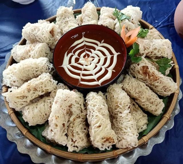 Rực rỡ sắc màu bánh dân gian Nam Bộ hội tụ ở tỉnh cực Nam Tổ quốc - 10