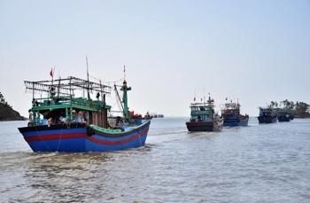 Bình Định: Hỗ trợ gần 81 tỷ đồng cho tàu đánh bắt cá xa bờ