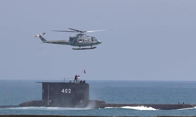 Indonesia phỏng đoán nguyên nhân tàu ngầm chở 53 người mất tích bí ẩn - 1