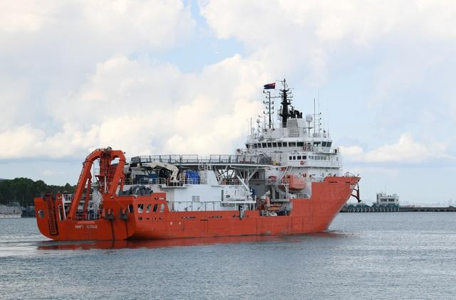 Mong manh cơ hội giải cứu 53 người trong tàu ngầm Indonesia mất tích - 2