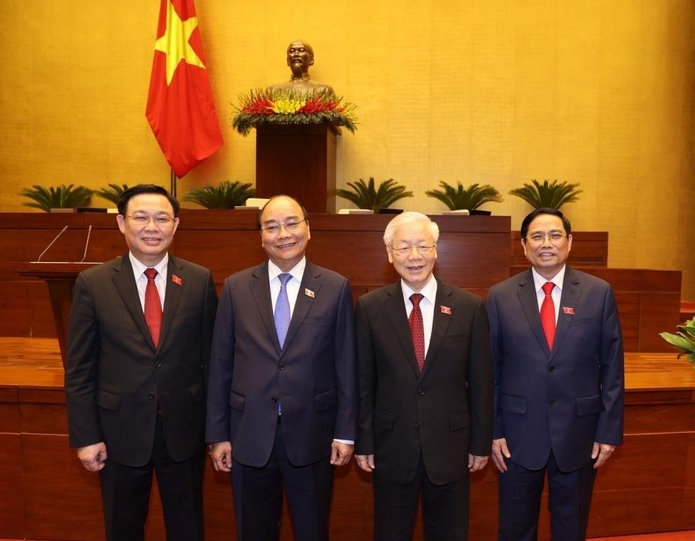 Lãnh đạo các nước gửi điện, thư chúc mừng lãnh đạo Đảng và Nhà nước Việt Nam