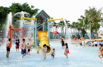 Công viên Hồ Tây khởi động mùa du lịch năm 2021