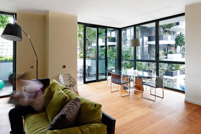Ngỡ ngàng chung cư phủ kín cây xanh, dân về nhà như đi nghỉ dưỡng - 8