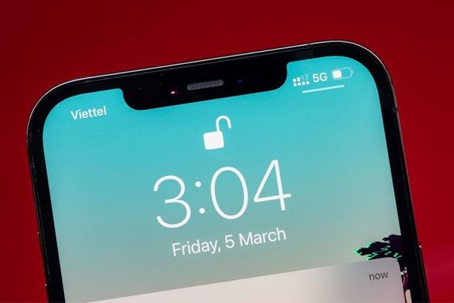 iPhone 12 được mở mạng 5G làm sôi động thị trường - 1