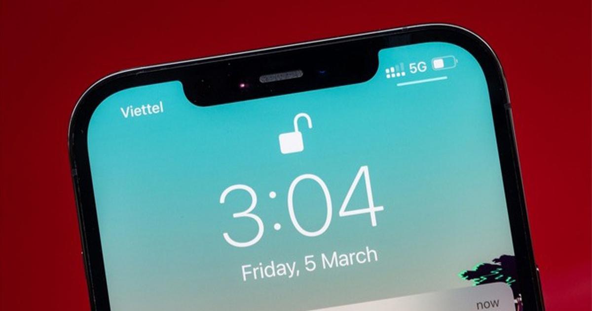 iPhone 12 được mở mạng 5G làm sôi động thị trường