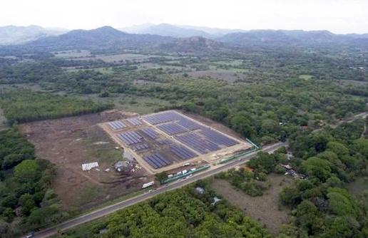 Công viên năng lượng mặt trời lớn nhất Costa Rica