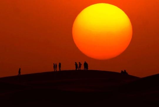 Năm 2070: Hơn 3 tỷ người sẽ sống trong khí hậu nóng như sa mạc Sahara