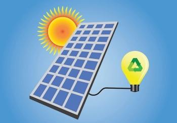 Chuyển hóa năng lượng mặt trời thành năng lượng điện