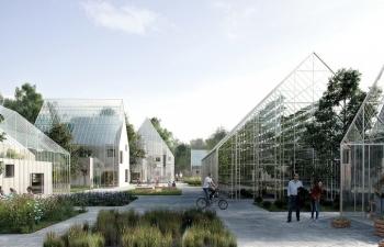 Ngôi làng sinh thái ở Hà Lan