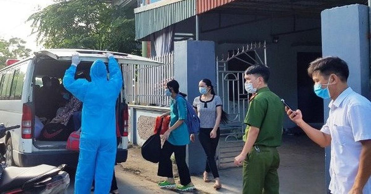 Hà Nam thêm 3 ca dương tính với SARS-CoV-2
