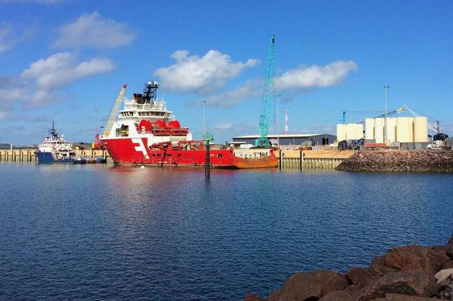 Australia xét lại hợp đồng cho Trung Quốc thuê cảng 99 năm - 1