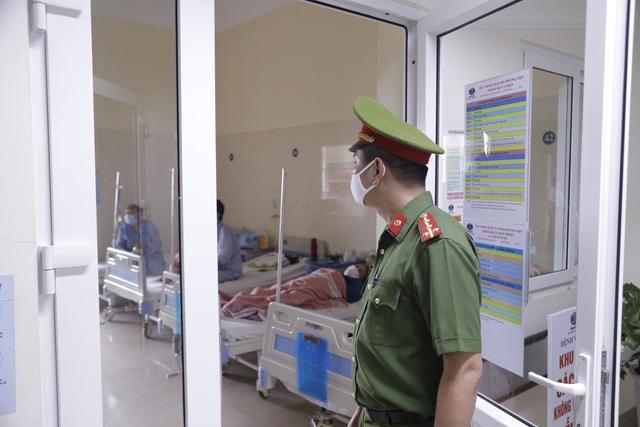 Phát hiện 10 ca nghi dương tính SARS-CoV-2 tại Bệnh viện K