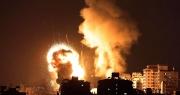 Giao tranh nhấn chìm Dải Gaza trong biển lửa, 33 người thiệt mạng