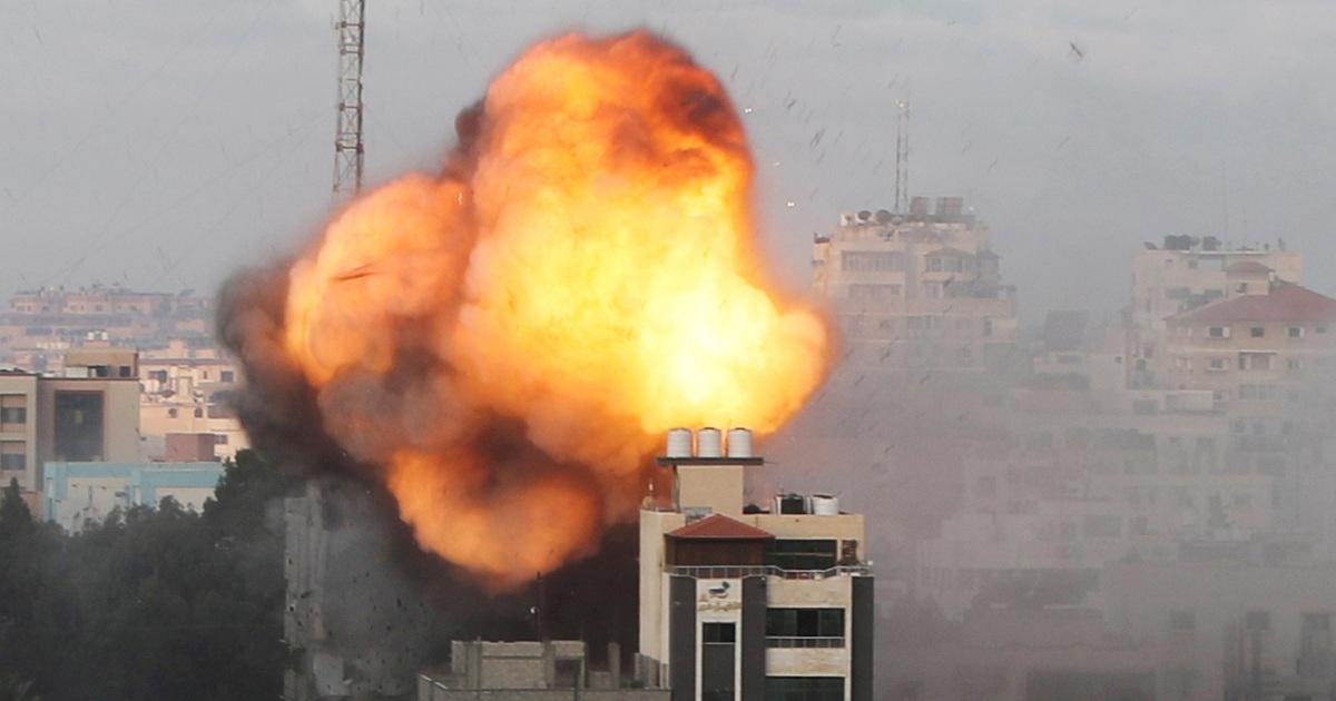 """Mỹ gây tranh cãi khi bán lô vũ khí """"khủng"""" cho Israel"""