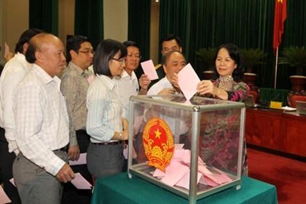 Chủ tịch QH lưu ý 4 nội dung lấy phiếu tín nhiệm tại các địa phương