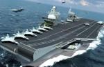 Anh sắp ra mắt siêu tàu sân bay HMS Queen Elizabeth