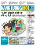 Đón đọc Báo Năng lượng Mới số 334, phát hành thứ Sáu ngày 27/6/2014