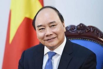 thu tuong tra loi phong van reuters truoc them hoi nghi thuong dinh g7 mo rong