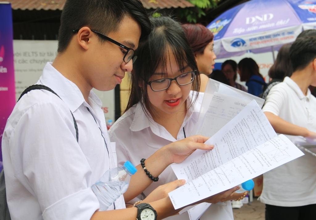 """Môn Toán sẽ không còn """"mưa điểm 10"""" như năm 2017"""