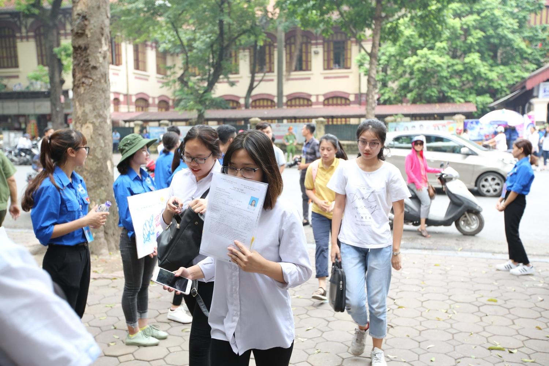 48 thi sinh khong duoc xet tot nghiep thpt nam 2019