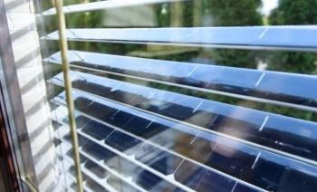 Tiết kiệm năng lượng với cửa sổ thông minh