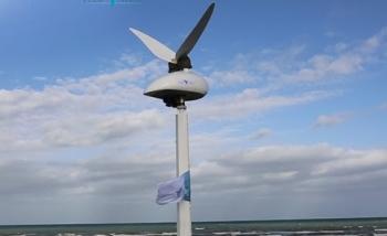 Tuabin gió lấy cảm hứng từ loài chim ruồi
