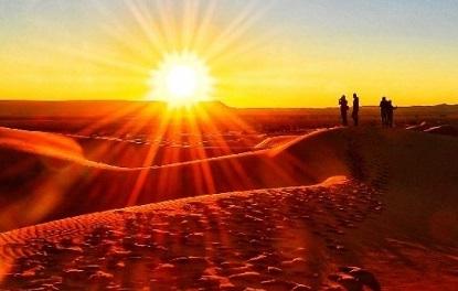 1/3 thế giới sẽ phải sống với nhiệt độ như vùng sa mạc?