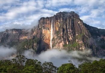 Khám phá thác nước cao nhất thế giới