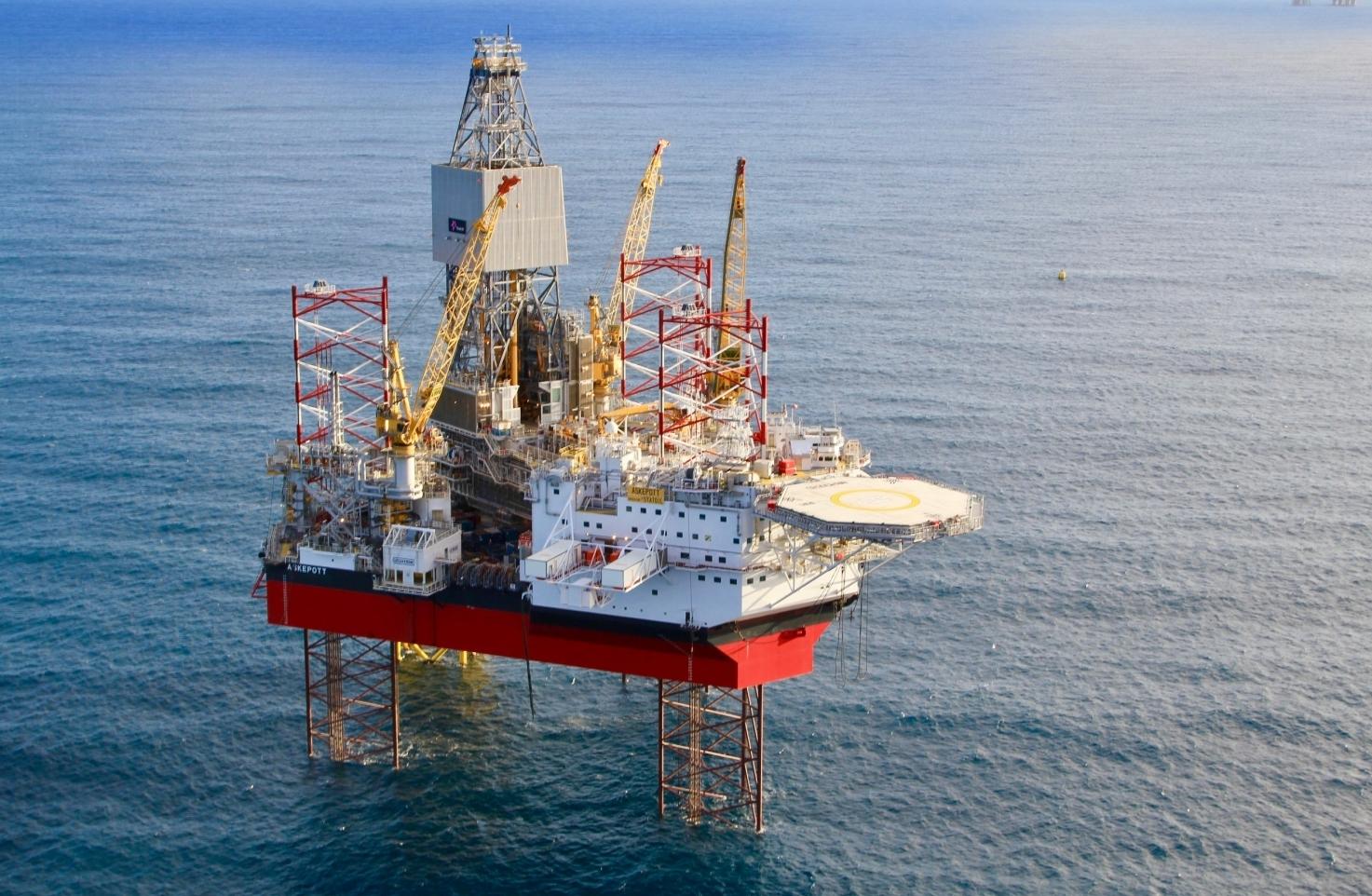 Maersk Drilling trúng thầu 2 giếng khoan tại mỏ Patola