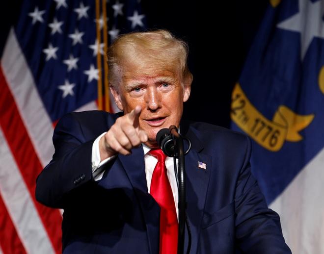 Ông Trump tuyên bố sẽ sớm giành lại Nhà Trắng - 1