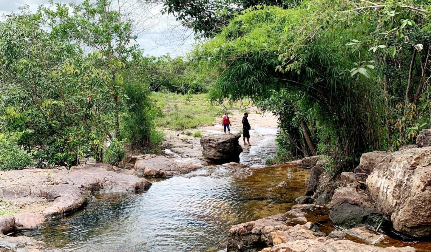 Suối Trúc - Điểm du lịch dã ngoại thú vị